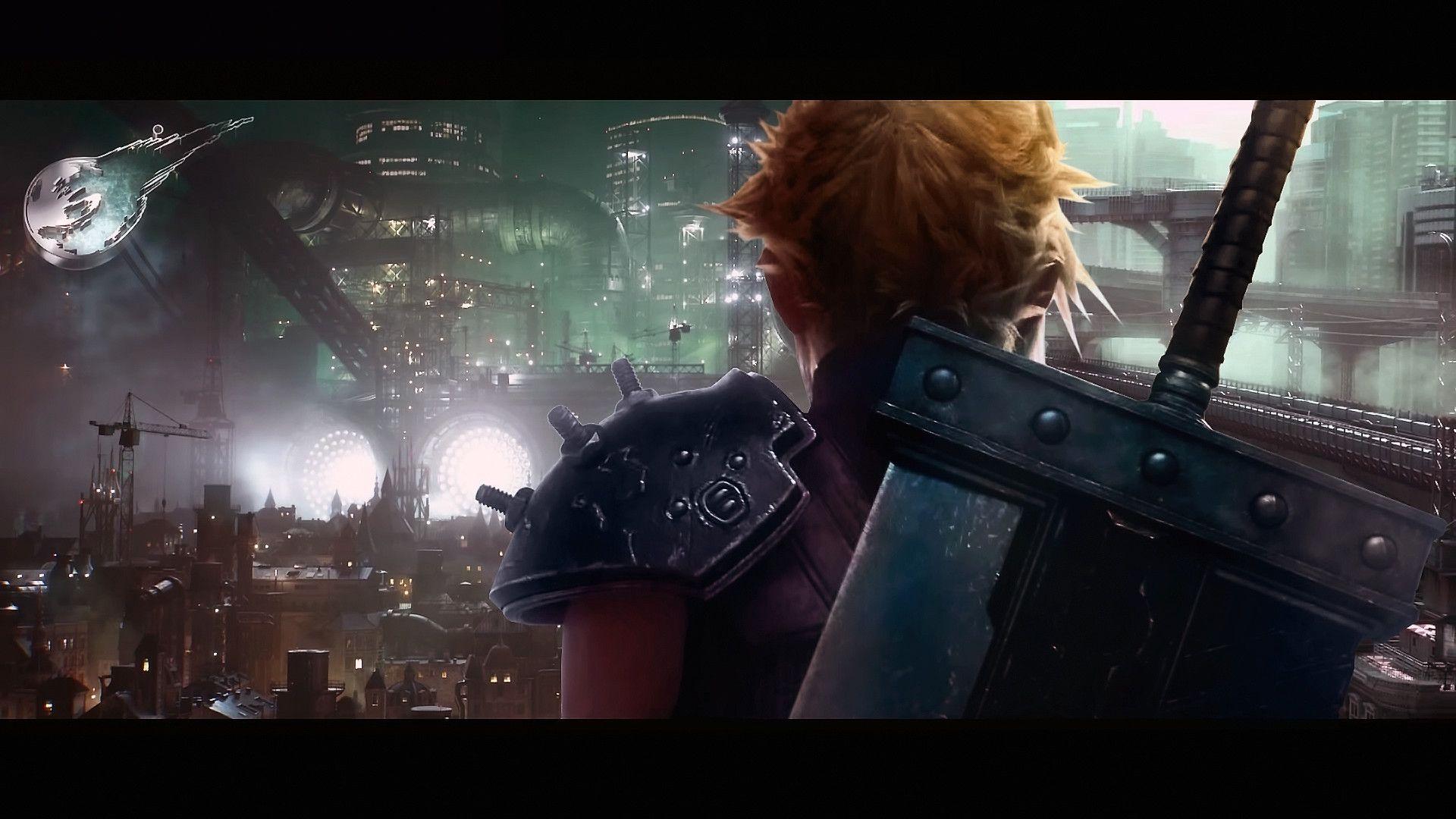 Cloud Strife Final Fantasy Vii Remake Final Fantasy Vii Final Fantasy