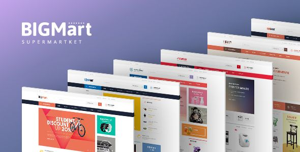 Download Free Pav Bigmart - Multi-purpose Opencart Theme