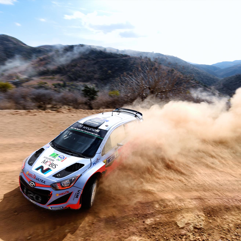 2015 WRC 맥시코 랠리 뜨거운 열정, 다니 소르도의 거침없는 질주! Sordo ...