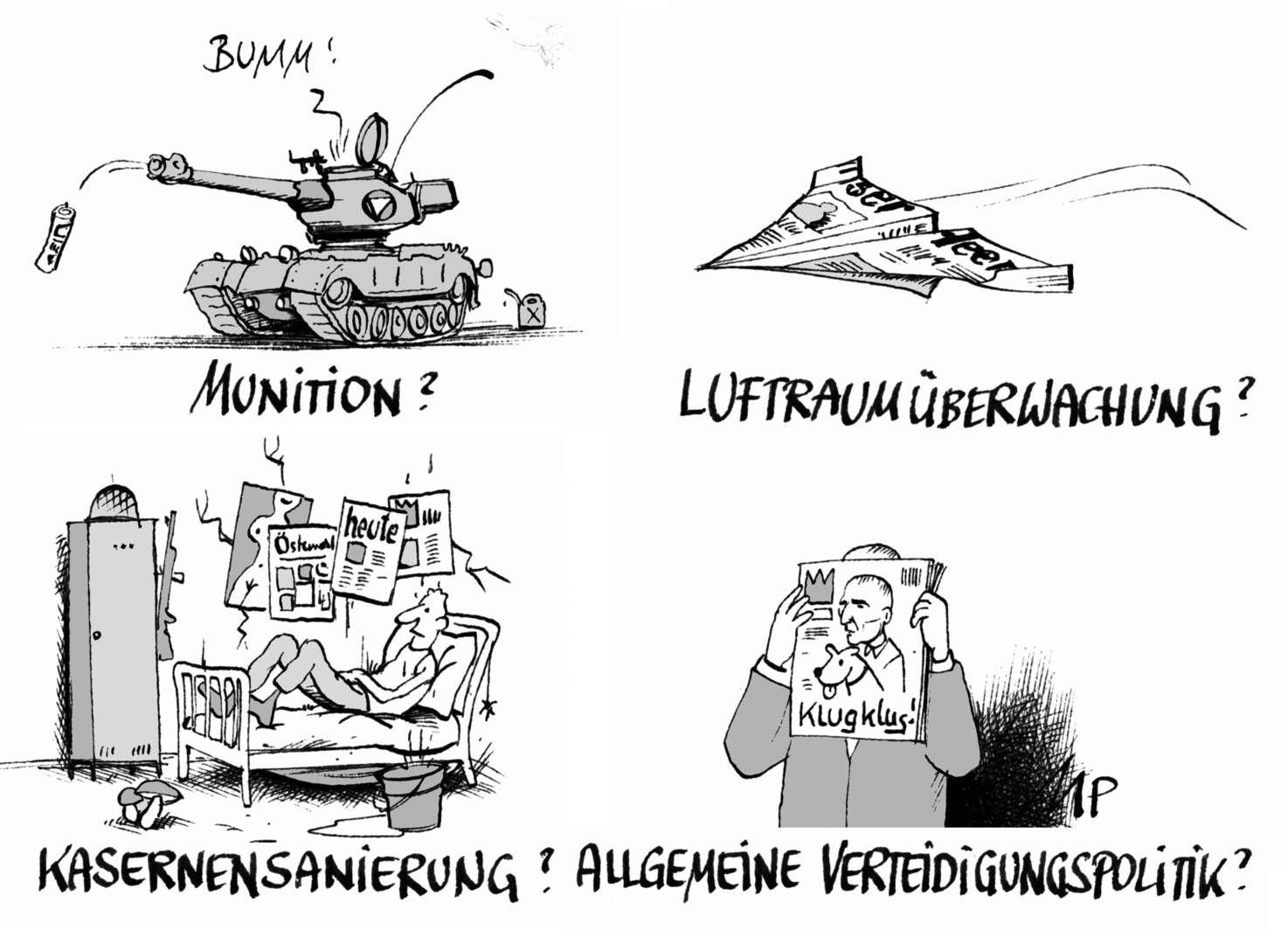 #Pammesberger: Wozu die Heeresinserate dringend gebraucht werden (12.07.2014)