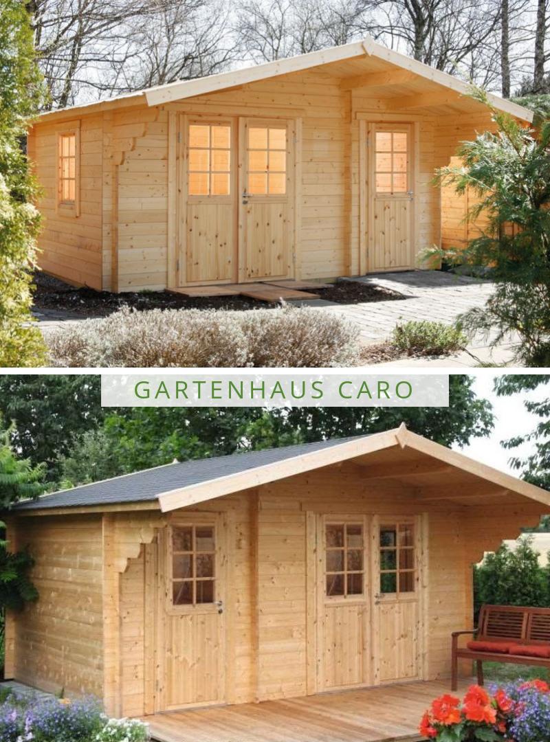 Wolff 2 Raum Gartenhaus Caro 34 Klassik 834 550 Gartenhaus Haus Haus Und Garten