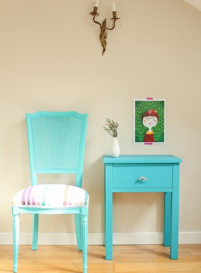 ▷ Pintura a la tiza O Chalk paint (usos y empleo) ✅