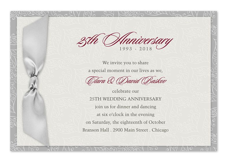 Anniversary invitation wording company anniversary invitation anniversary invitation wording company anniversary invitation stopboris Images