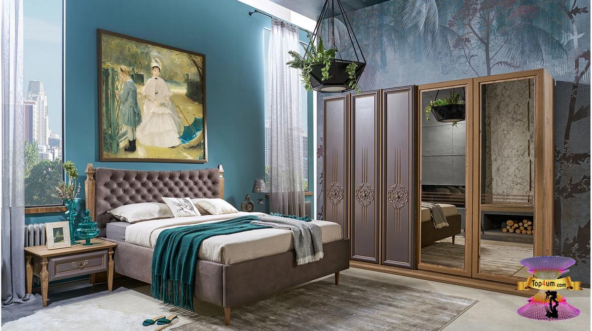 احدث كتالوج صور غرف نوم 2021 - Bedroom Designs in 2020 | Bedroom bed  design, Bed design, Bedroom design