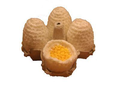 Stick och virka!: Virka ägg!
