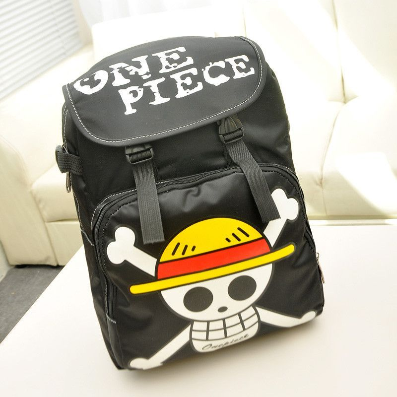Check out new anime backpacks like one piece pirate