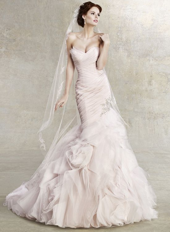 Y And Elegant Kitty Chen Couture Wedding Dresses 2017 To See More Http
