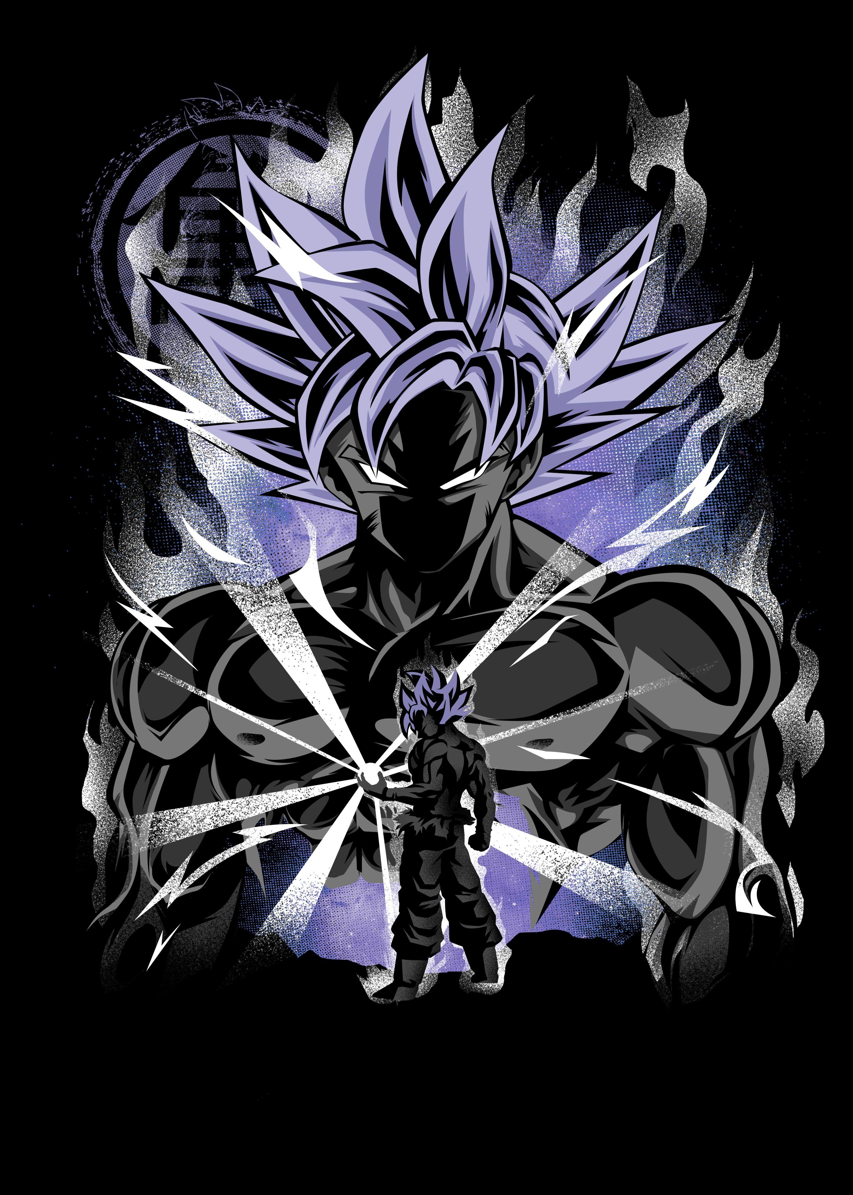 Ultra Instinct Hero Dragon Ball Super Artwork Anime Dragon Ball Super Dragon Ball Super Goku