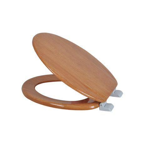 Brilliant Dream Bath Heavy Duty Elongated Toilet Seat With Non Slip Inzonedesignstudio Interior Chair Design Inzonedesignstudiocom