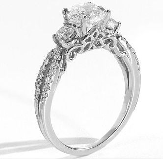02 17 rustic ideas plum pretty sugar dream ringring engagementbeautiful - Vera Wang Wedding Ring