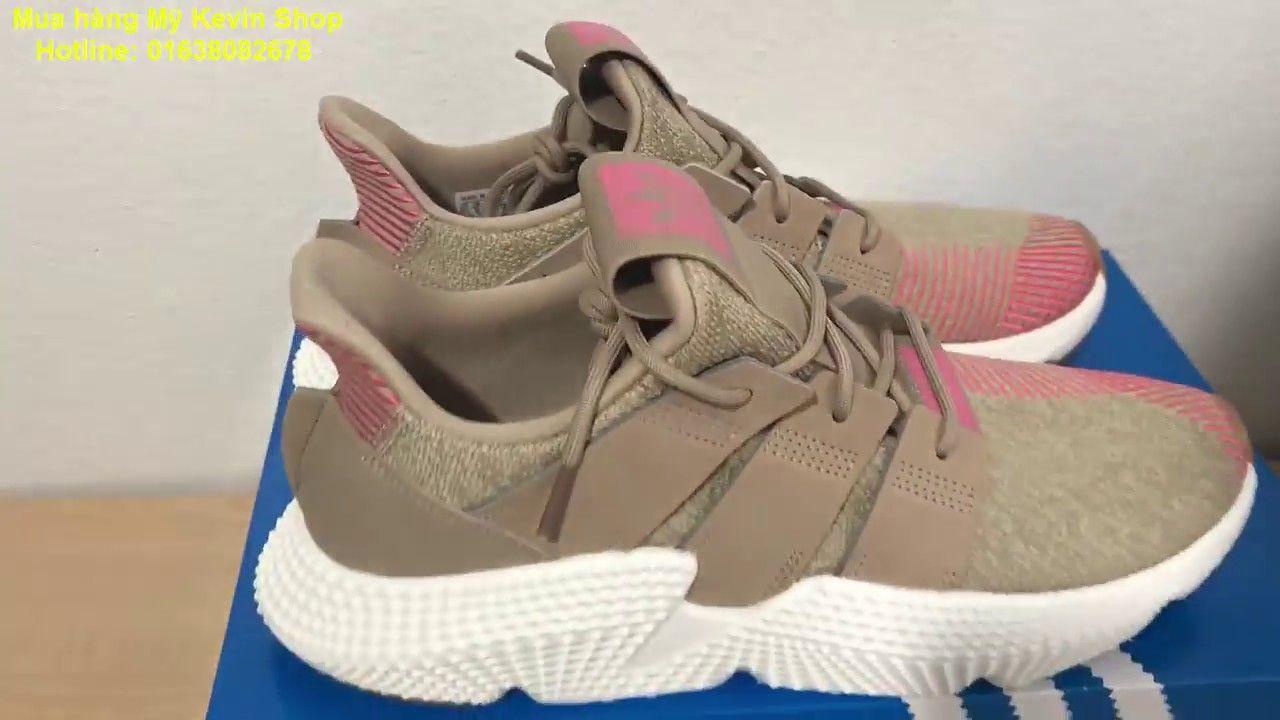 27529631137 Cách check hộp giày Adidas Prophere chính hãng của Mỹ | Review hàng ...