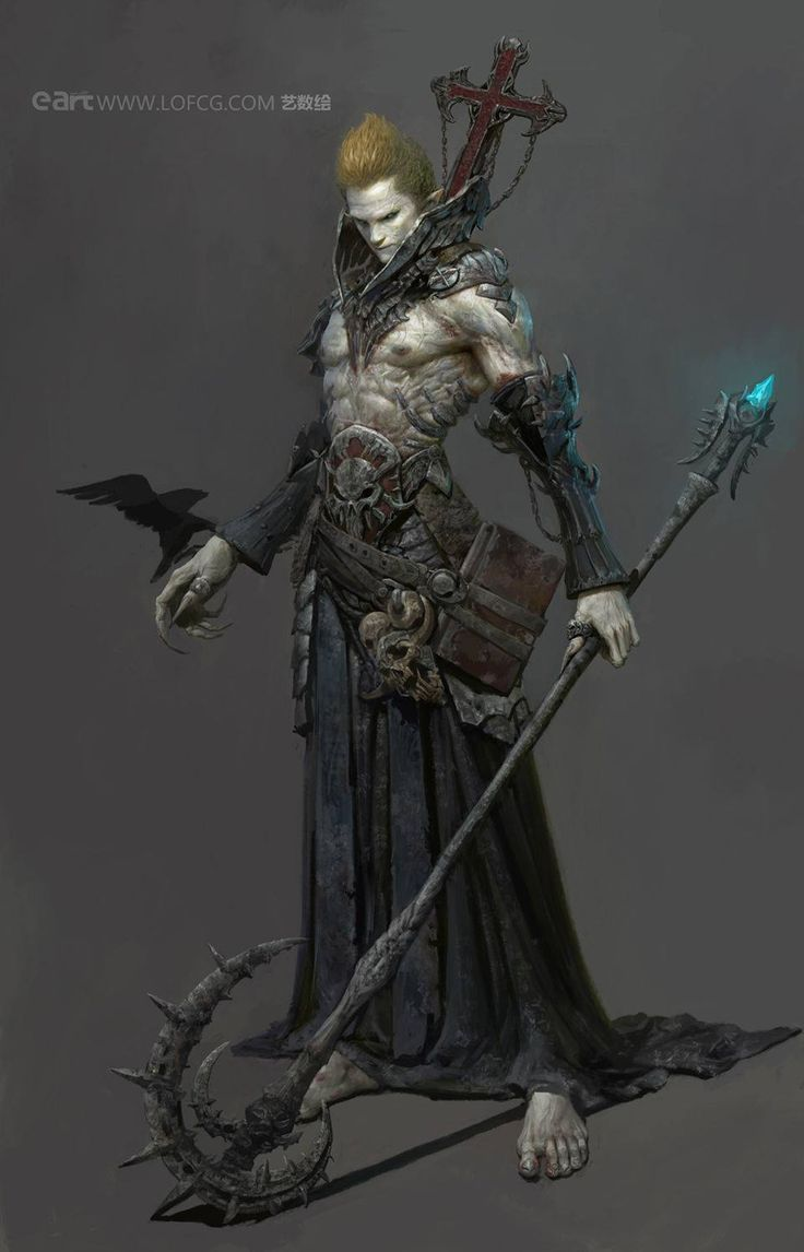 Famous Character Design Artists : Necromancer images about artist fenghua zhong on
