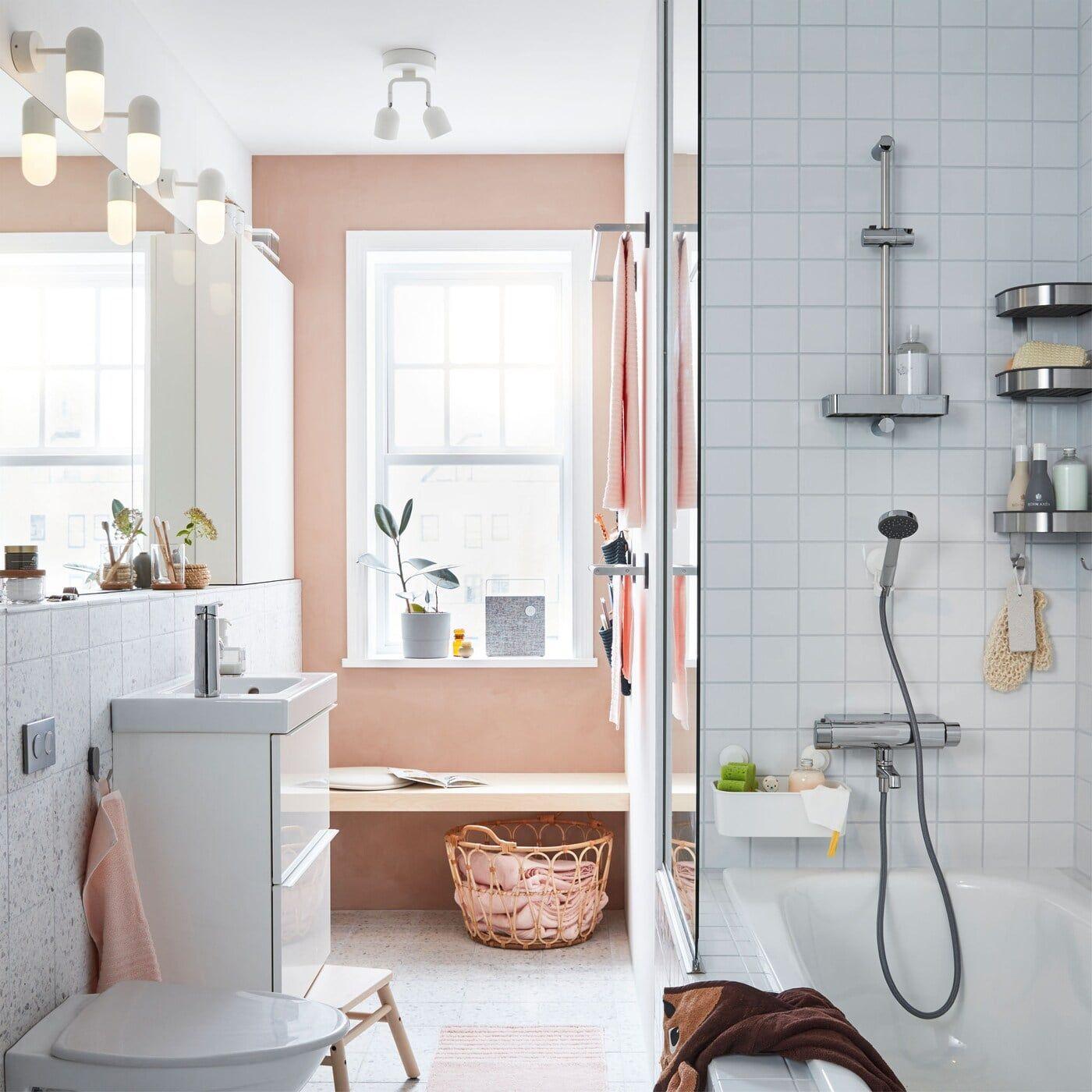 Badezimmer Fur Gemeinsame Zeit Einrichten Mit Bildern Bad