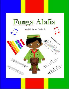 Funga Alafia - West African Welcome Song - Lessons, Visuals