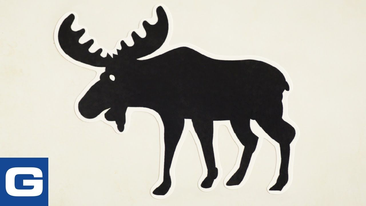 Pin By Krystle Smothers On Tv Supernatural Surprise Dance Bumper Stickers Moose Art [ 720 x 1280 Pixel ]