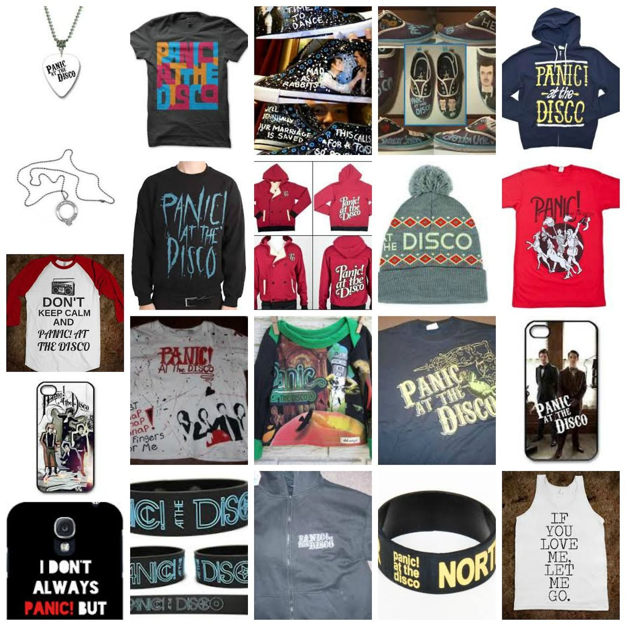 Panic At The Disco Merch Bands Disco Costume Band Merch Band