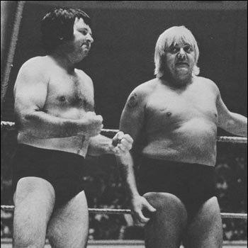 Roughhouse And Jackie Fargo Pro Wrestling Wrestling Superstars Pro Wrestler