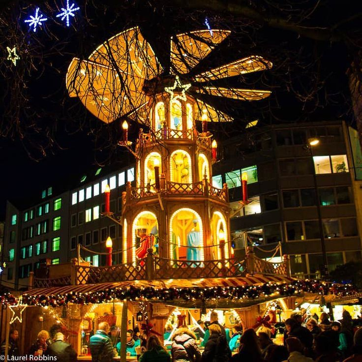 The Most Beautiful Christmas Markets in Munich Christmas