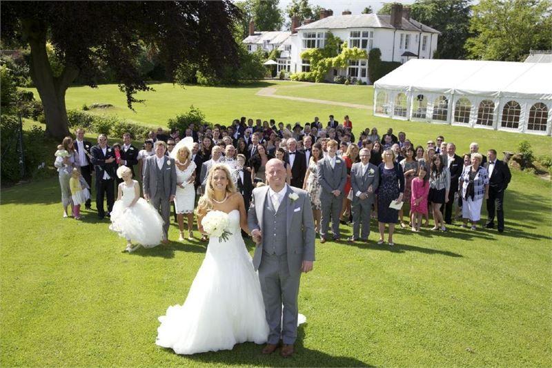 Laughern Hill Estate Wedding Venue