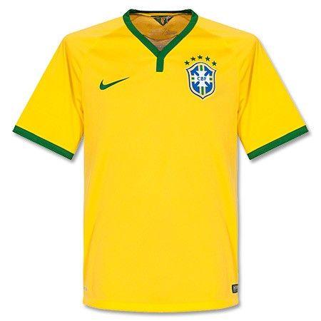 cbb5a28daea3a Camiseta de Brasil 2014 Local