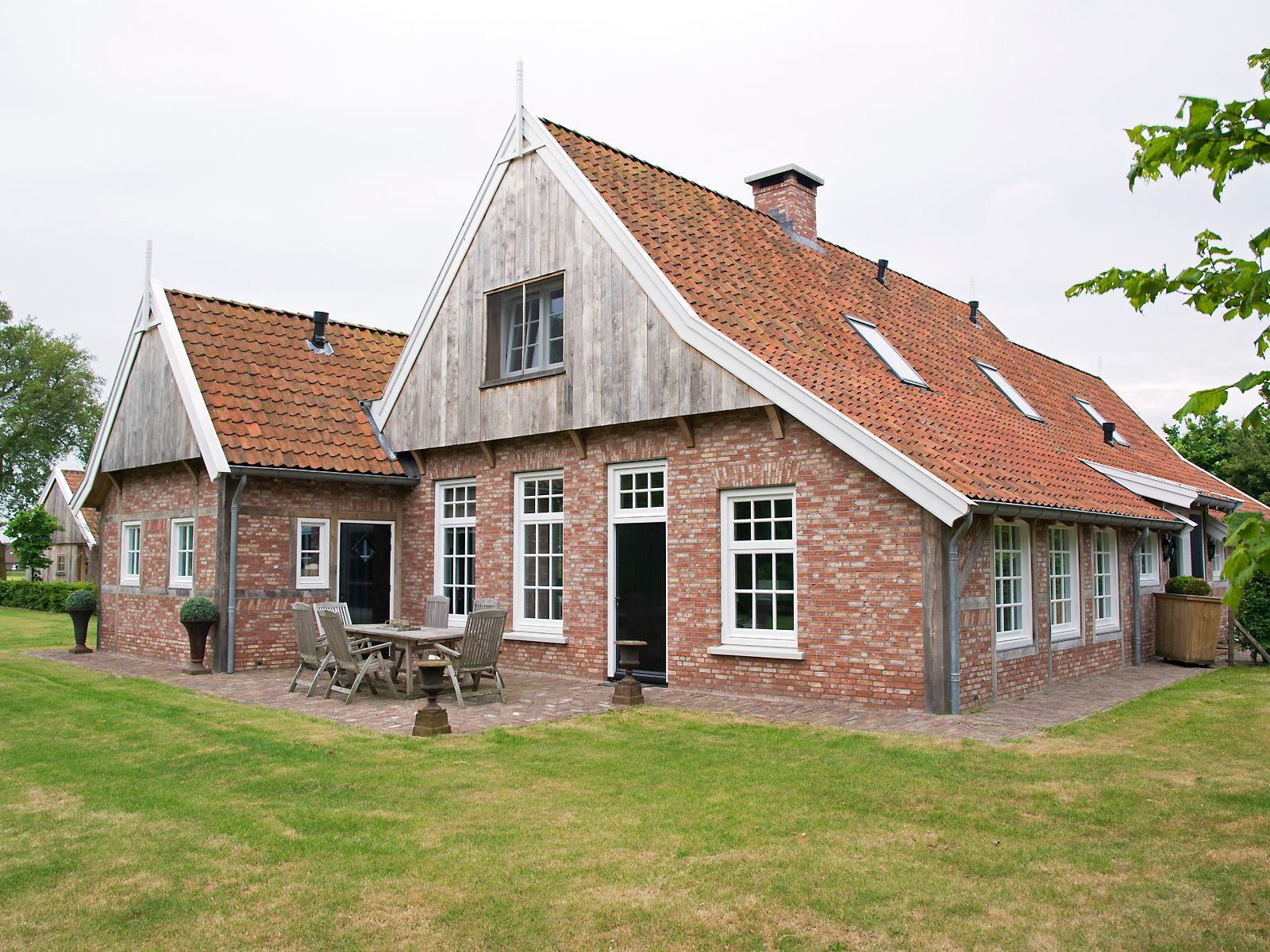 Oude boerderij landelijk google zoeken saksische boerderij pinterest building designs - Architectuur en constructie ...