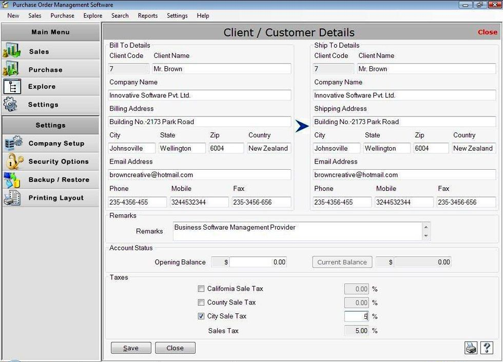 Purchase Order Form Template   wwwlonewolf-software