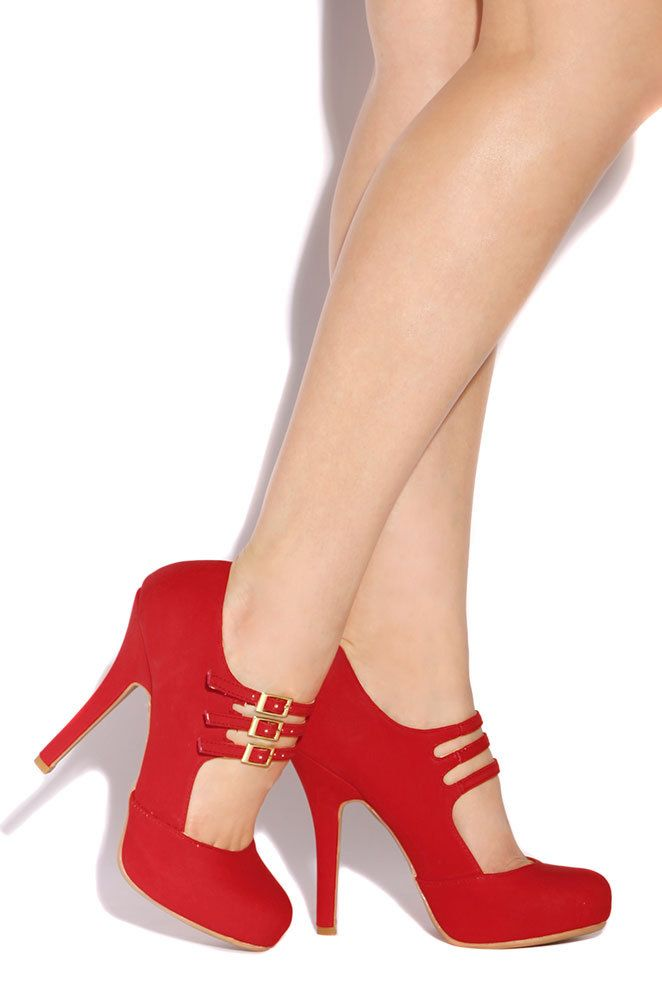 Lola Shoetique - Retro Siren - Red, $30.99 (http://www.lolashoetique.com/retro-siren-red/)