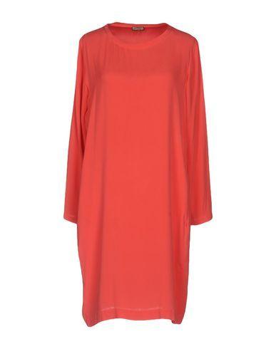 MALÌPARMI Women's Short dress Coral 6 US