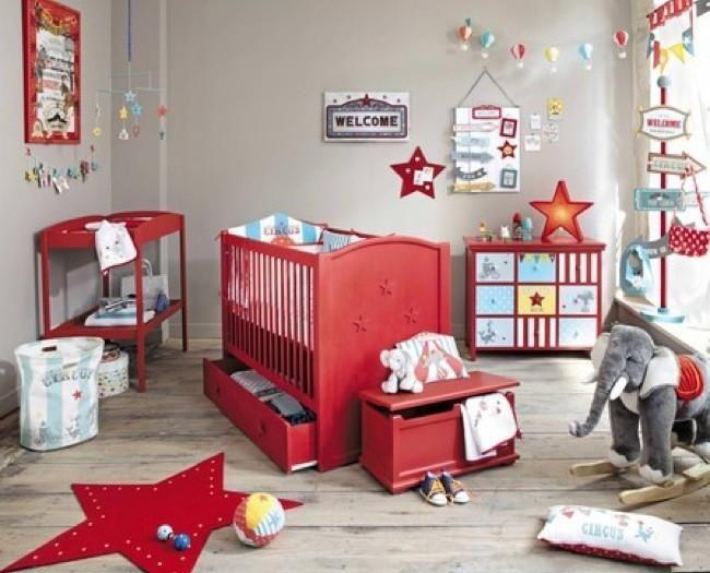 Nueva Coleccion Junior 2014 De Maisons Du Monde Con Muchas Novedades Para El Dormitorio Del Bebe Baby Room Inspiration Circus Baby Room Circus Room Decor
