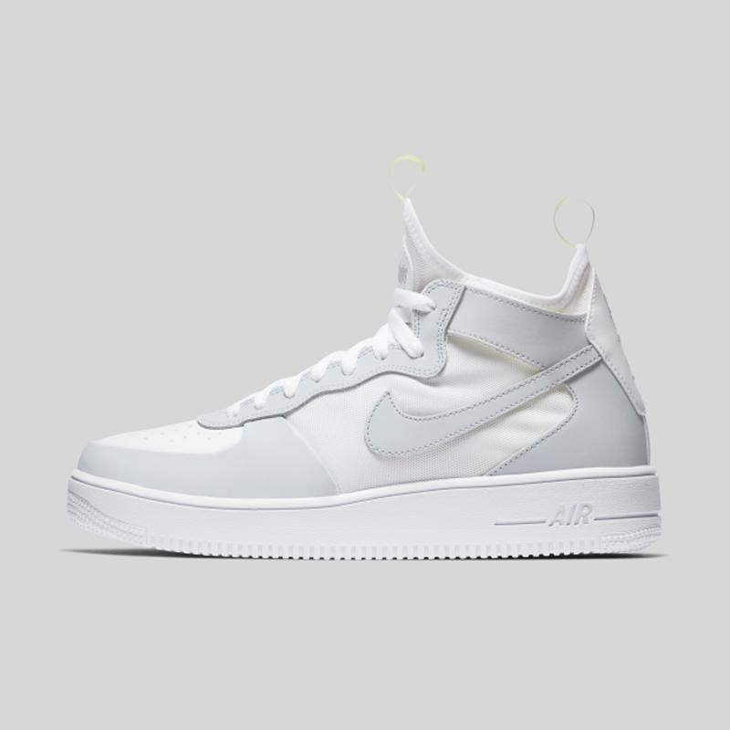 Nike Air Force 1 Mid azzurro
