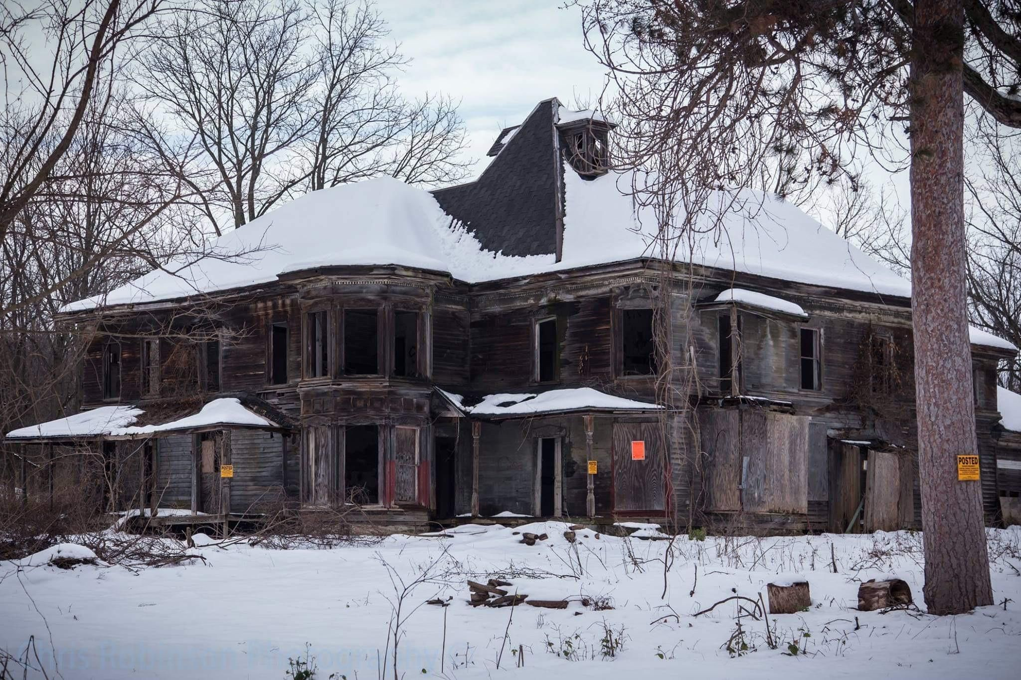 Abandoned House In The New York State Sticks 5616x3744 Oc