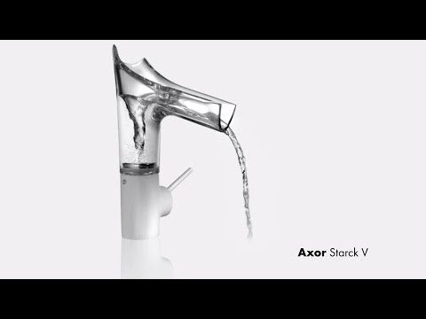A tap that reminds us water is beautiful // Philippe Starck talks ...