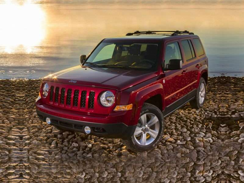 Jeep Patriot Top 10 Best Gas Mileage Suvs Jeep Patriot Jeep