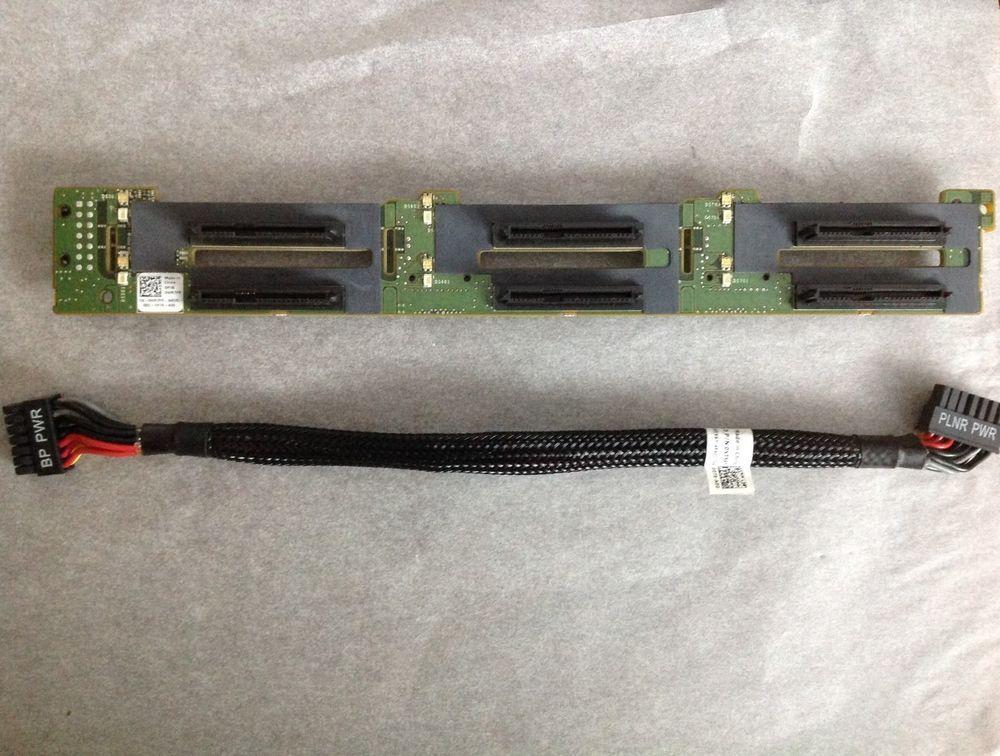 DELL WR7PP 6-Slot PowerEdge R610 R810 R815 Hard Drive