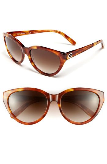 6883eeac1553 Love my Retro's! Tory Burch Retro Sunglasses available at #Nordstrom ...