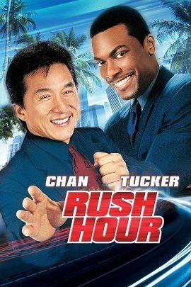 Xem Phim Giờ Cao Điểm - Rush Hour