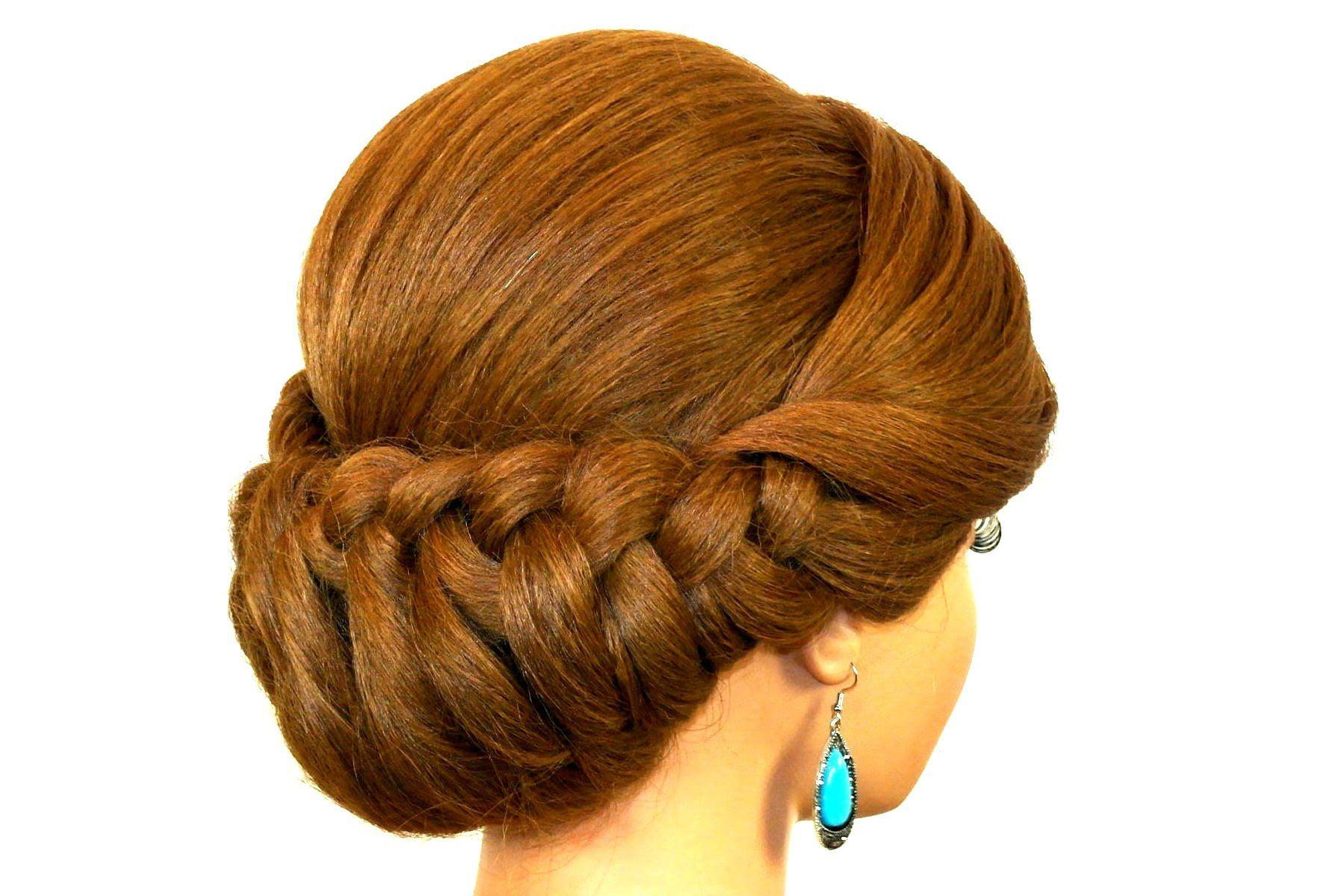 håropsætning til bryllup
