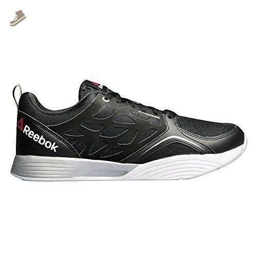 Royal Classic Jogger 2L, Baskets Basses Mixte Adulte, Noir (Black/White/Riot Red), 38.5 EUReebok