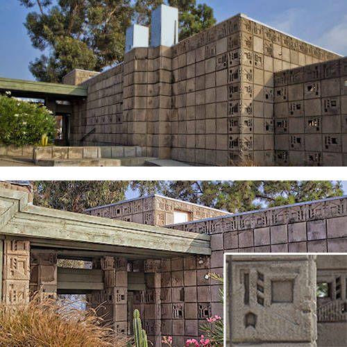 See Frank Lloyd Wright's California