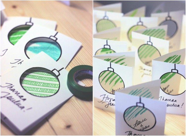 Weihnachtskarten Basteln Kostenlos.Weihnachtskarten Basteln Mit Scherenschnitt Ideen Anleitungen Und
