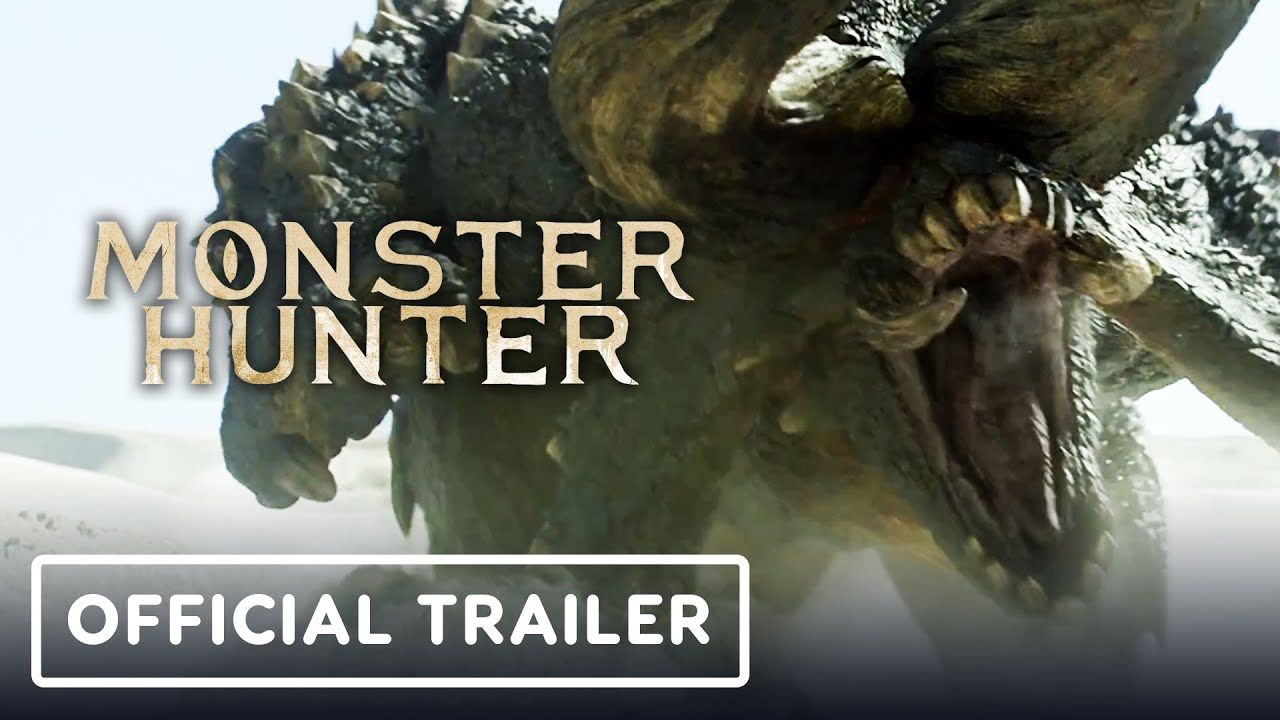 Pin By Rhonda Dixon On Movies Stuff Loll In 2020 Monster Hunter Milla Jovovich Official Trailer