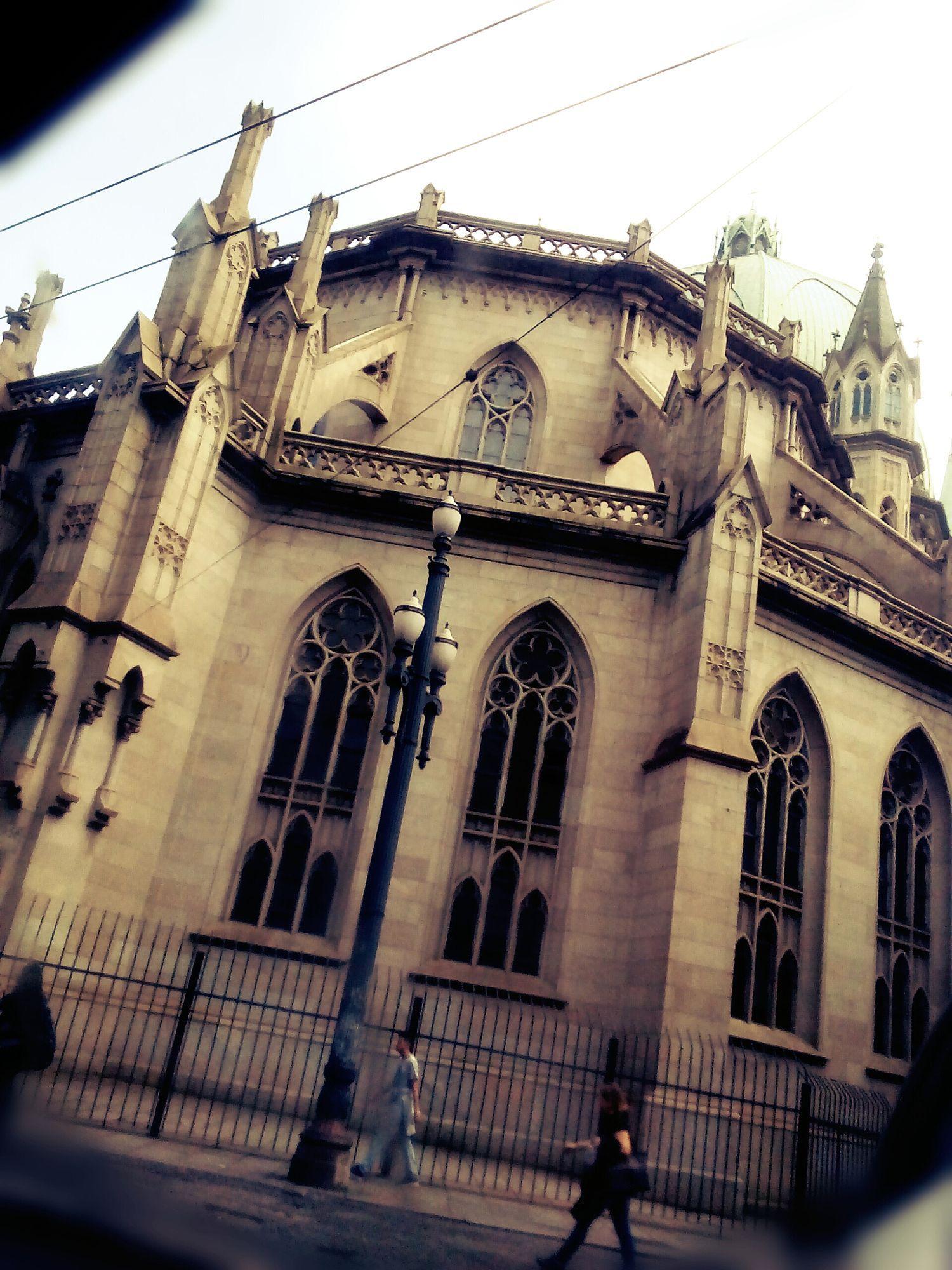 Sao Paulo City  City and architecture photo by ElieserBotelhodaSilva http://rarme.com/?F9gZi