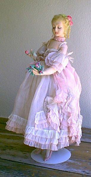 Divine Lenci Boudoir Doll