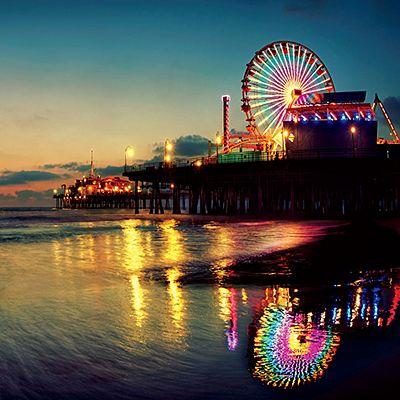 How Far Is La From Santa Monica