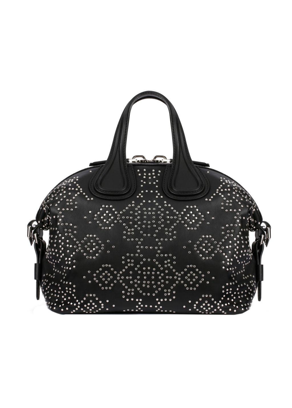 Givenchy Black Embellished Bag.