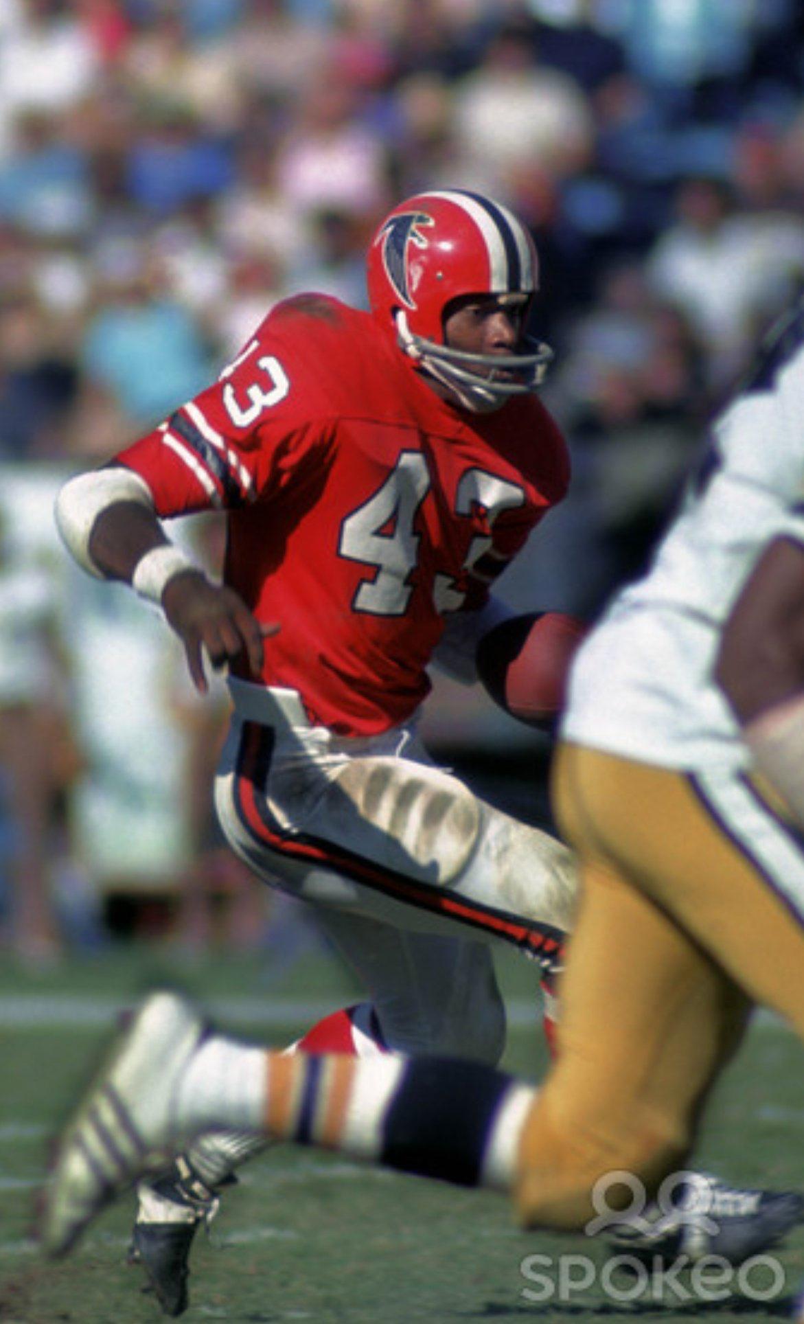 Dave Hampton Atlanta Falcons Football Images Nfl Football Players Nfl Uniforms