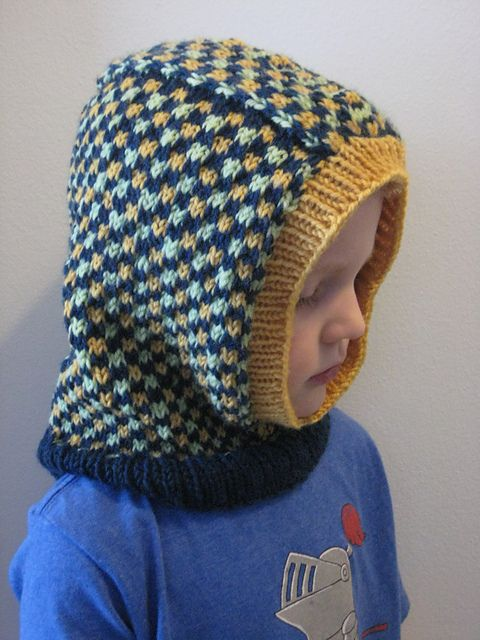 Knitting Patterns Galore Kids' Dice Check Balaclava Knitting Amazing Balaclava Knitting Pattern