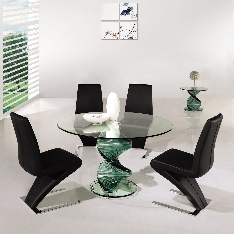 runder tisch mit stühlen platzsparend