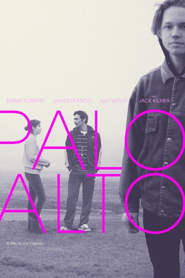 poster for palo alto gia coppola usa 2013 film