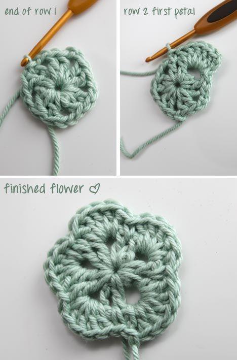 Crochet Pattern - Granny Square Pincushion | Crochet | Pinterest ...